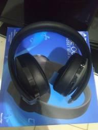 Headset sem fio Série Ouro Sony - PS4