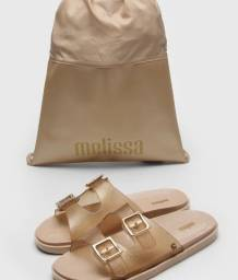 Título do anúncio: Melissa Lots of Love Dourada