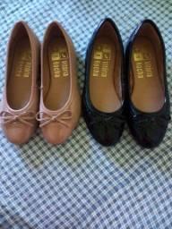 2 Pares de sapatilha