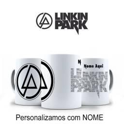 Link Park Canecas Personalizadas de Artistas, Cantores, Bandas, Musicas