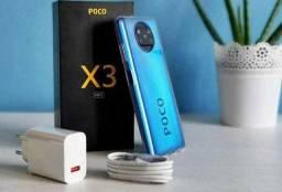 Poco X3 troco no iPhone