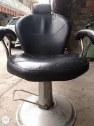 Cadeira de corta cabelo