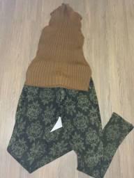 Conjunto (Calça+Blusa)