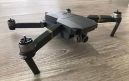 Drone Dji Mavic Pro Com Câmera 4k Combo Fly More