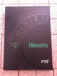Livro didático filosofia FTD