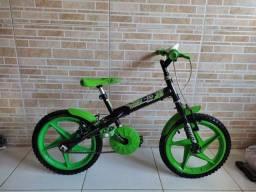 Bicicletas aro 16 bem conservadas por 200 reais cada!