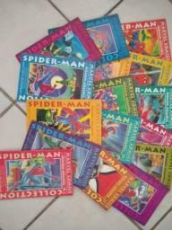Gibi coleção spider man collection marvel comics - Raridade