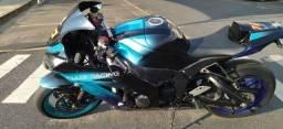 Título do anúncio: Exclusividade Kawasaki Ninja 1000 zx 10 preparada pra pista e rua