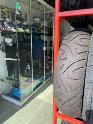 Pneu traseiro Pirelli Sport demon 140/70-17 cb300 fazer entrega todo Rio