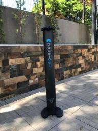 Totem Pedal Gel - Dispenser de Álcool em Gel