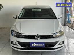 Título do anúncio: VW Volkswagen Novo Polo Comfortline 1.0 TSI 2020 automático