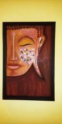 Título do anúncio: Quadro Gaya Buddha 60x40