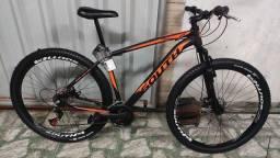 Bicicleta South legend slim tam 17 ( Zero )