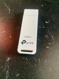 Adaptador Usb Wireless Tp-link Tl-wn821n 300mbps Wifi 2.4ghz