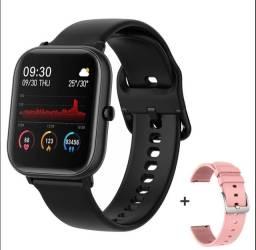 Smartwatch P8 SE original + Pulseira extra