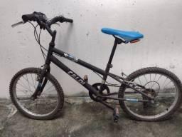 Bicicleta Caloi, infantil, hot wheels aro 20