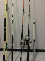 Materiais de pesca