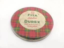 Antiga embalagem de fita durex (código do produto: 420)