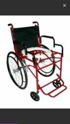 Cadeira de rodas 3 em 1 banho, passeio e dobrável