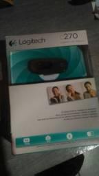 Webcam logitech c270 720p