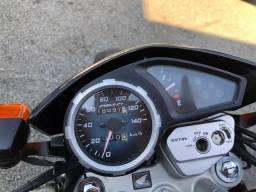 Honda Nxr Ano 2012 c 150 Preta - 2013