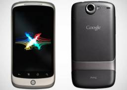 Celular Google Nexus One Htc - Touch Falhando