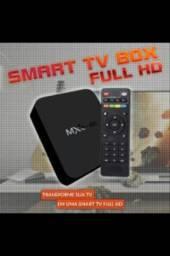 Smart tv Box full Hd _ trasnforme sua TV simples em SMART TV