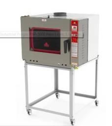 Forno Industrial Progás PRP-5000 New Light, 5 Esteiras
