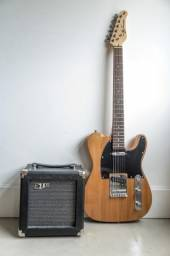 Guitarra Jay Turner + Amplificador