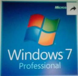 Windows 7 E O 8 todas versão pra computadores e net book