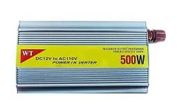 Inversor de 12v p 110v 500w Conversor De Energia (entrega Grátis)