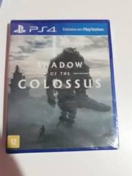 Vendo shadow of the Colossus (novo)