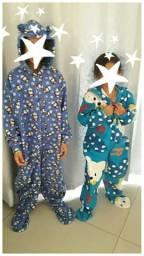 Macacão pijama (Frete grátis)