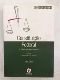 Constituição Federal Anotada para Concursos