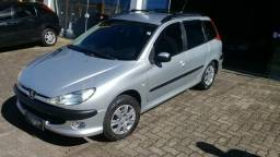 Peugeot 206 sw 1.4 presente 2007 - 2007