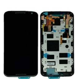 Modulo Frontal Display Lcd Touch Tela Moto X2 Xt1097 Xt1098