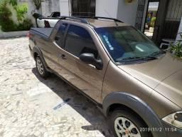 Fiat strada 1.4 15/16 hard working - 2016