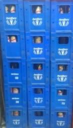 Caixas de litrao ambev