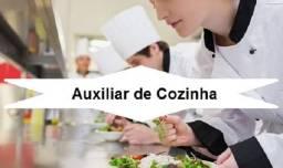Auxiliar de Cozinha - Salgaderia