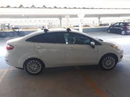 Fiesta Sedan Titanium 1.6 Automático com GNV 5G! - 2014