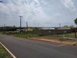 Alugo terreno comercial Av. Andradina - próximo ao CER 4