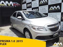 Chevrolet Prisma 1.0 mpfi lt 8v flex 4p manual - 2015