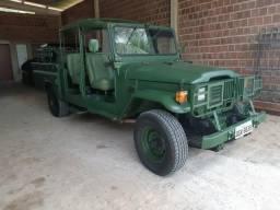 Pick-up bandeirante xingu - 2001