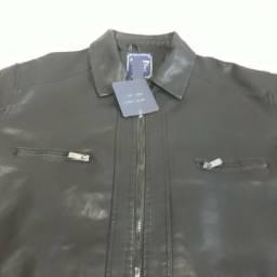 Vendo jaqueta em couro original tamanho g 443668fbf3e
