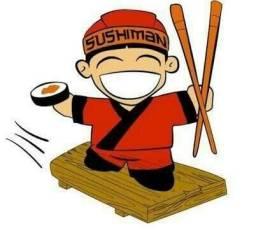 Contrato sushiman com experiência
