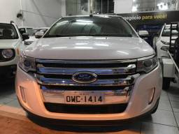Ford edge limited 2013 branco 90 km - 2013