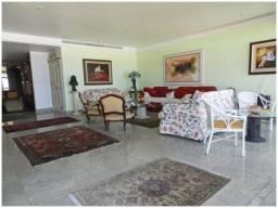 Apartamento de 360m² na Av. Vieira Souto, frontal mar, com 5 vagas na garagem !!