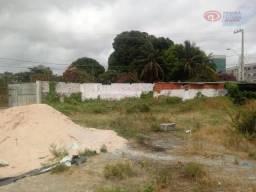 Terreno comercial para locação, Tirirical, São Luís.