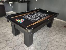 Mesa de Bilhar Jack Daniels Personalizada Modelo MTA4211