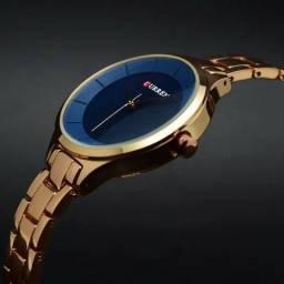 567d4ebb9fe62 Relógios femininos em aço inox vários modelos - Importados e Originais